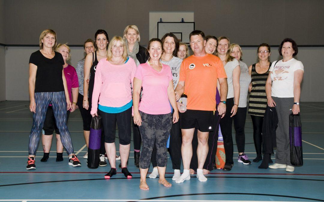 Pilates Classes in Folkestone on Wednesday