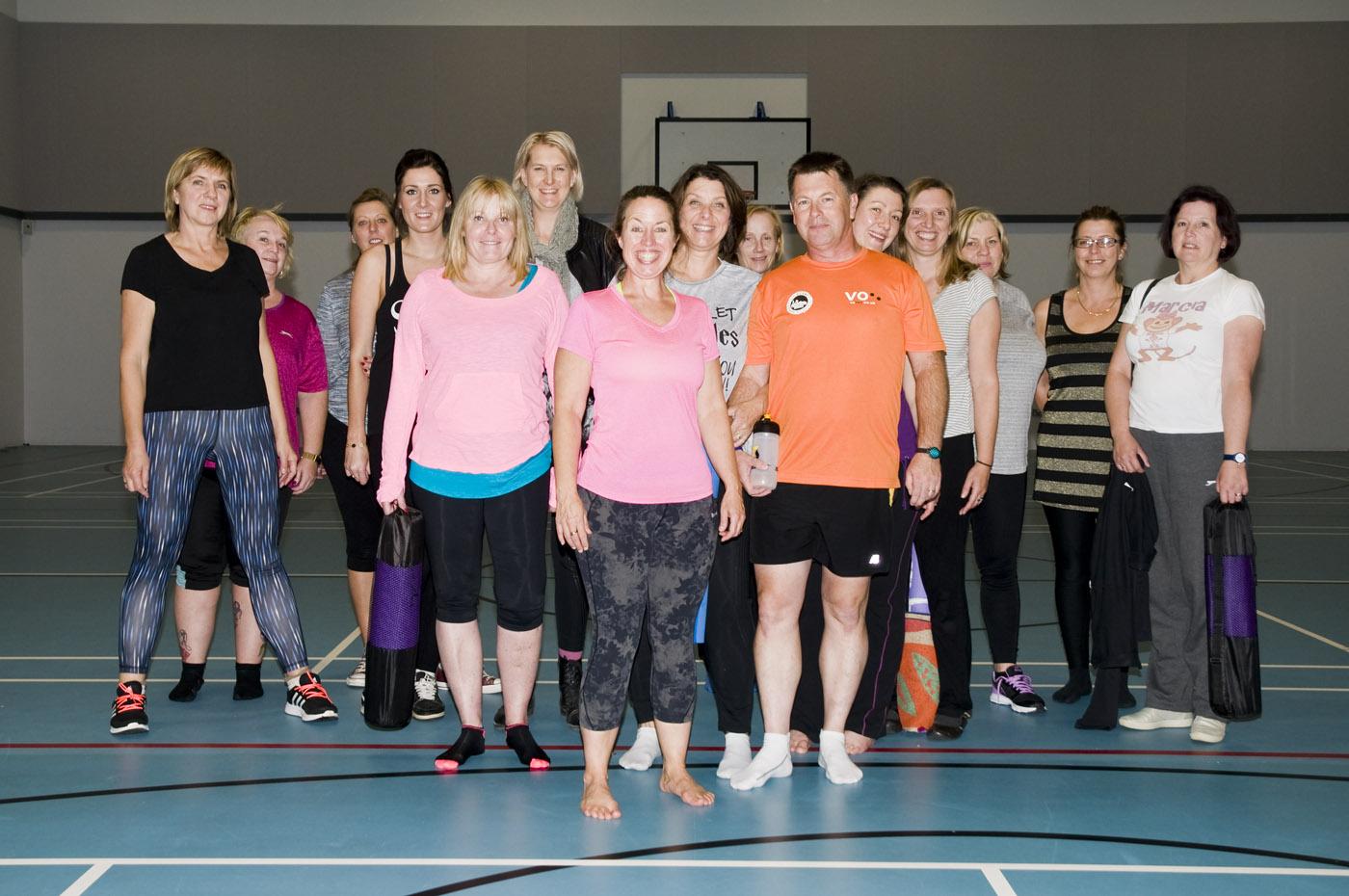 Jane Mackenzie's Health and Fitness