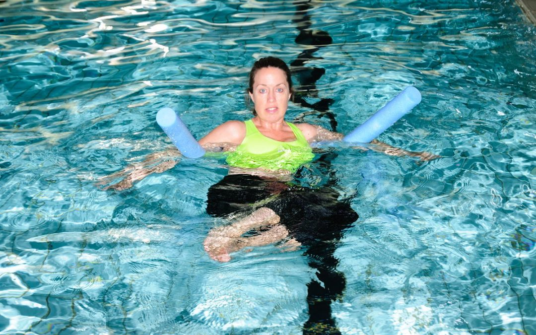 Aqua Aerobics Moves