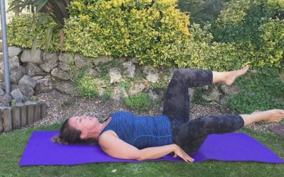Knee Drop, Core Stability, Hip Mobility