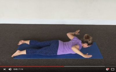 The VW Back Exercise
