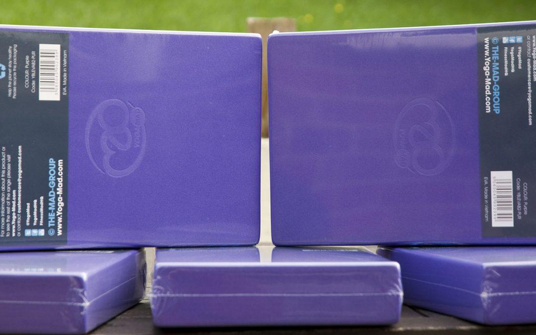 Pilates Blocks – £8