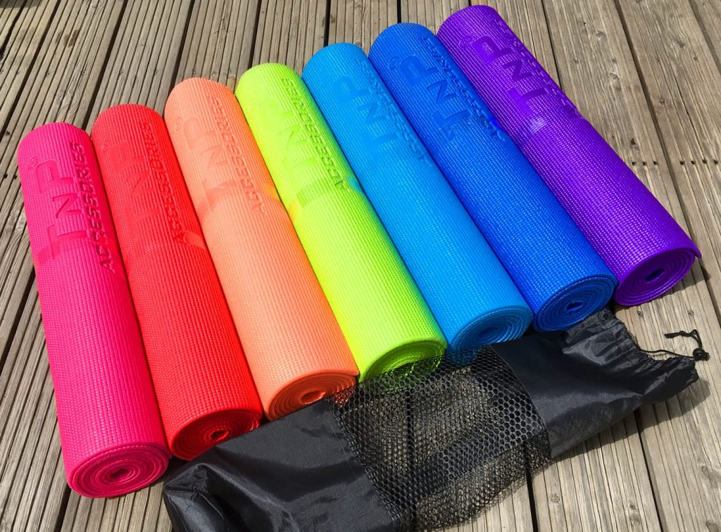 Yoga Pilates mats for sale