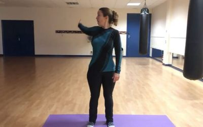 Standing Warmup Mobility