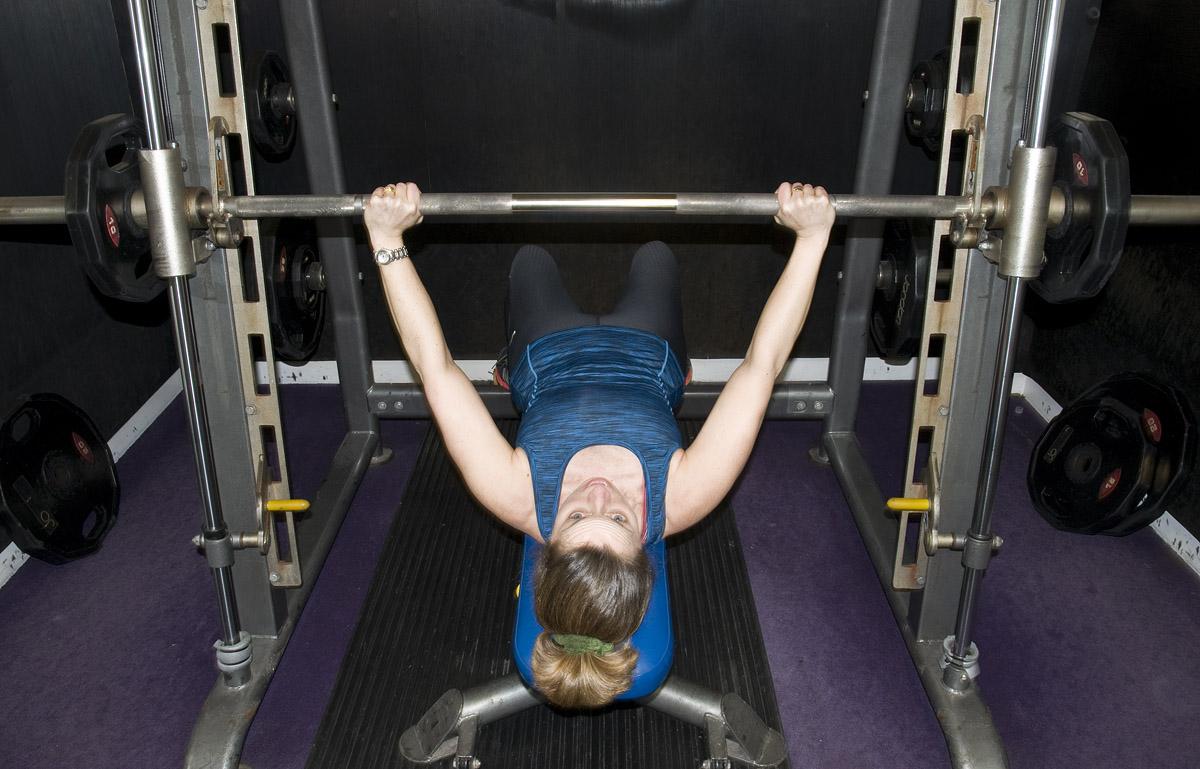 Women Weight training and weight loss - Jane Mackenzie Health and fitness