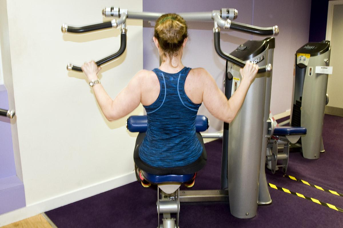 Women Weight training and weight loss - Jane Mac