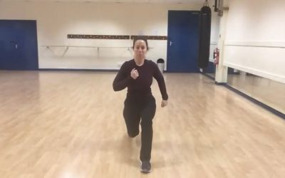 Lunge Sequence