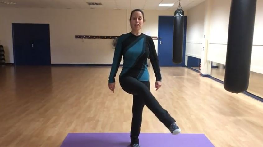 Standing Adductors and Abductors