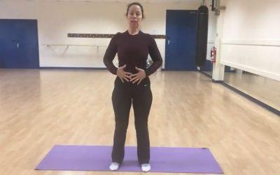 Posture Check Set Position