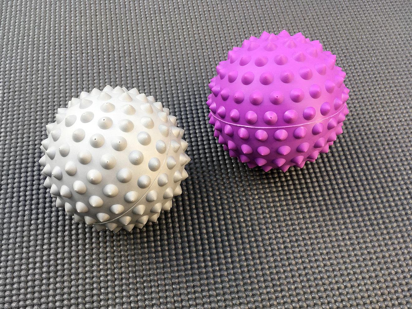 Trigger Point Pilates balls