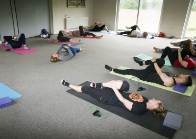 Pilates Classes in Sellindge