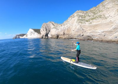 SUP Stand Up Paddle Boarding Durdle Door