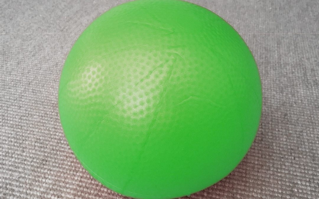 23 cm Pilates Soft Ball – £9