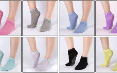 Pilates Socks (Non Slip) – £3