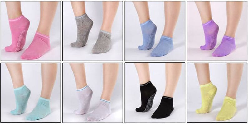 Pilates Socks - non slip