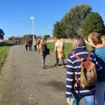 Folkestone Pilates Social Walk
