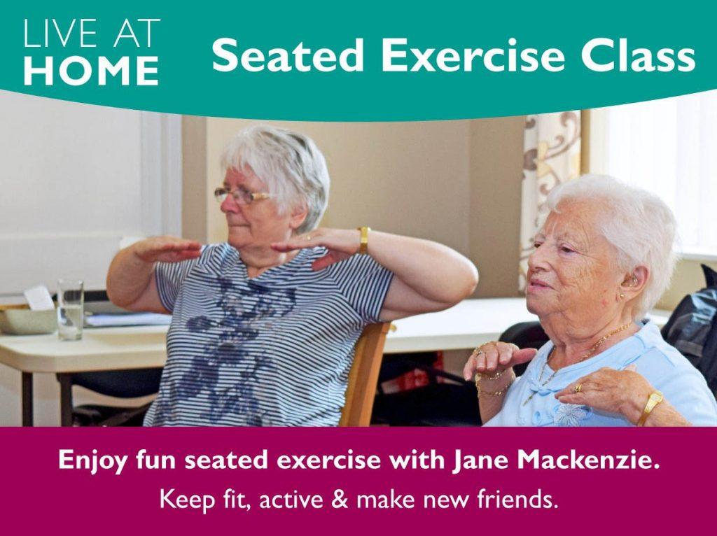 Chair Based Exercise Classes in Folkestone