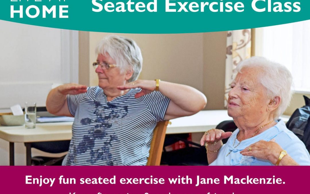 Chair Based Exercise Classes in Folkestone