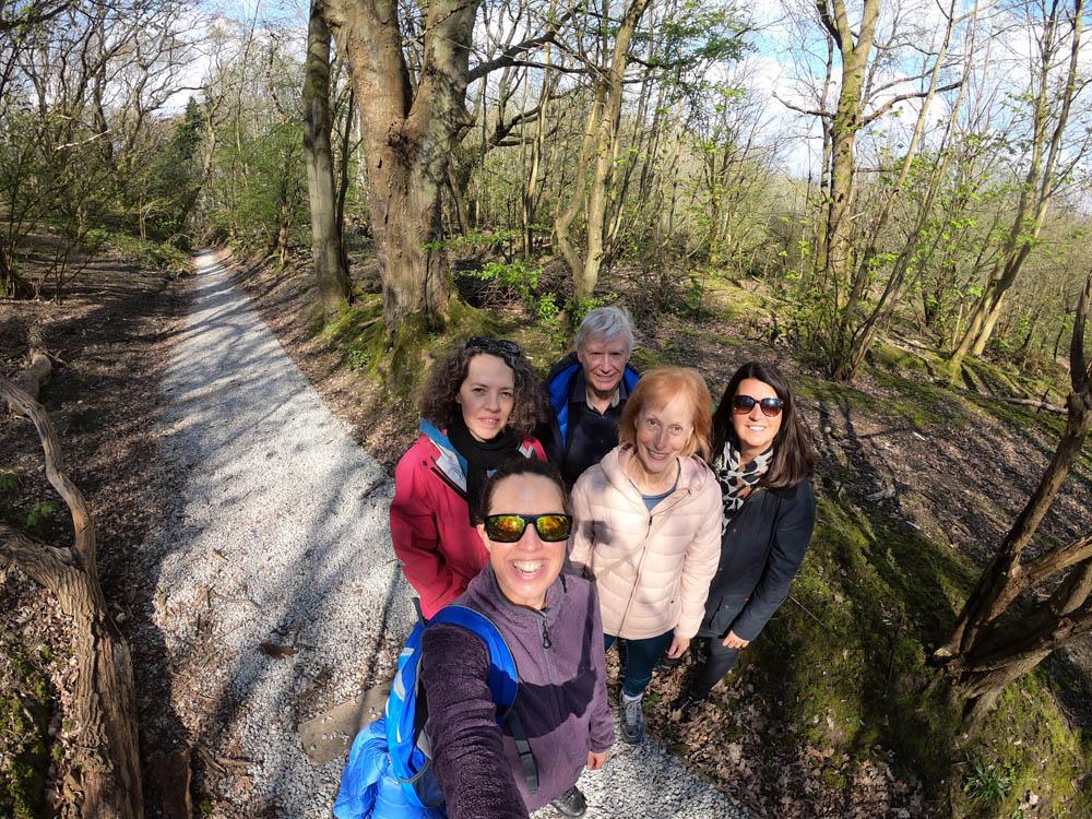 Pilates Social Walk 14th April