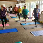 Tuesday Daytime Pilates Class in Hythe