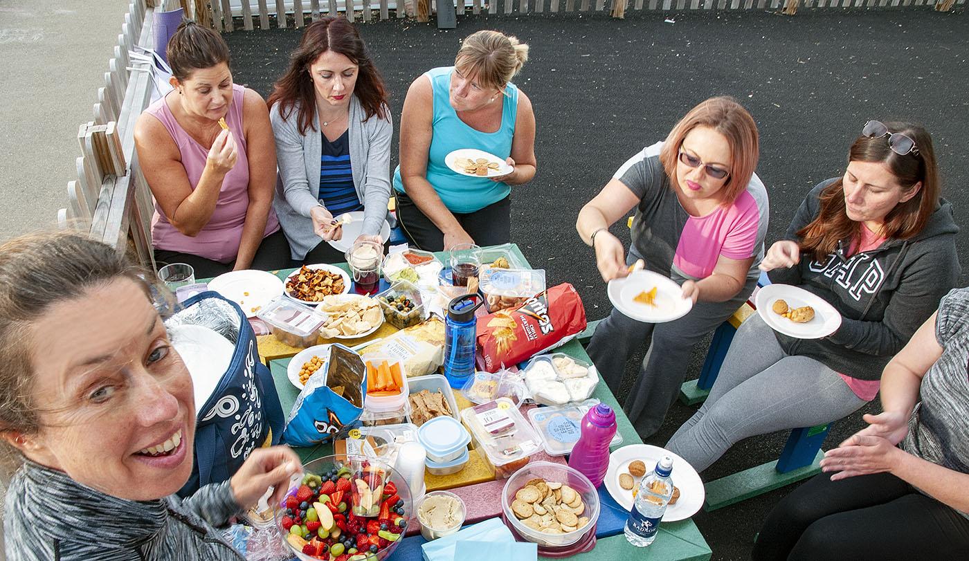 Pilates social events in Folkestone