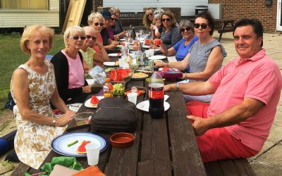 Pilates Picnic in Hythe