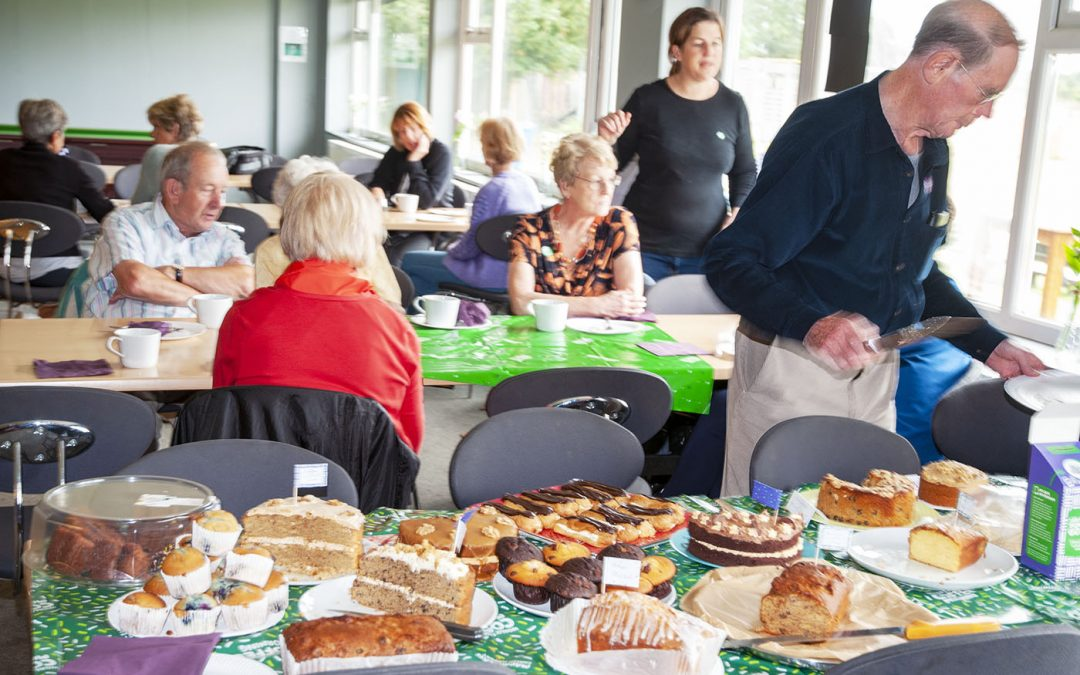 MacMillan Coffee Morning Sellindge