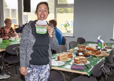 MacMillan coffee morning sellindge 2019 - Jane Mackenzie's Pilates Classes