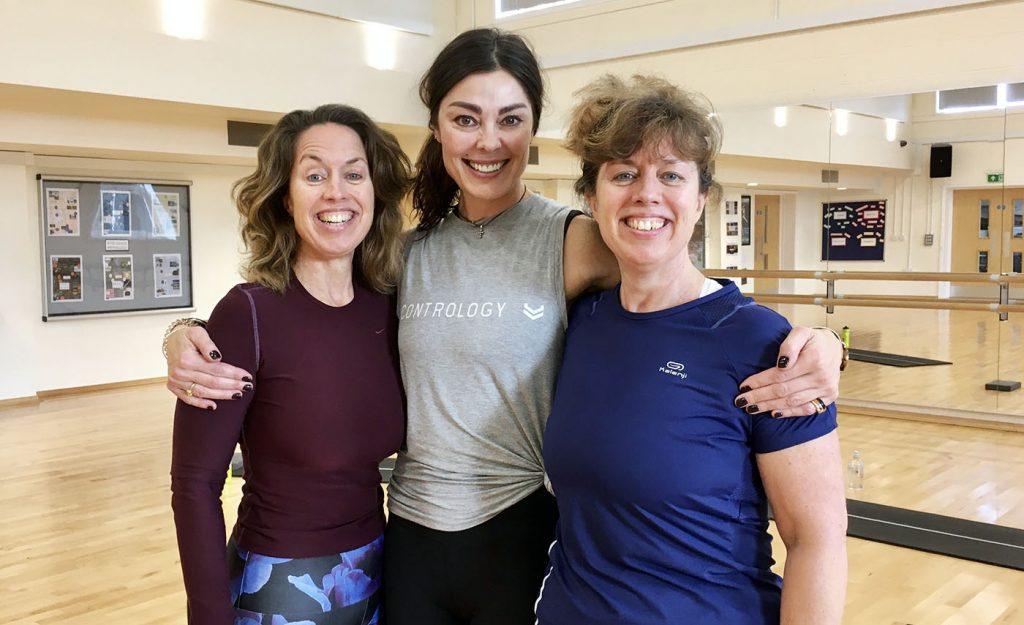 Pilates Training Workshop