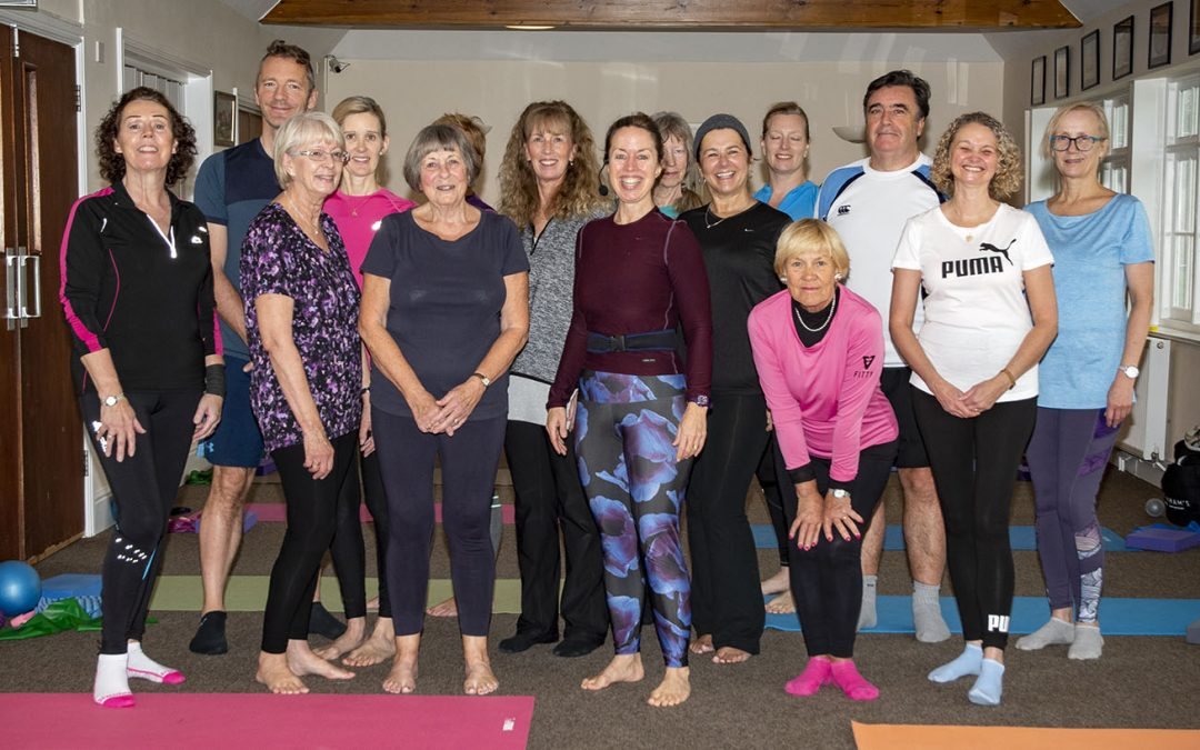 First Advanced Pilates Masterclass