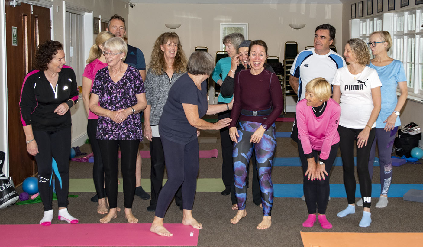 Advanced Pilates Masterclass in Hythe