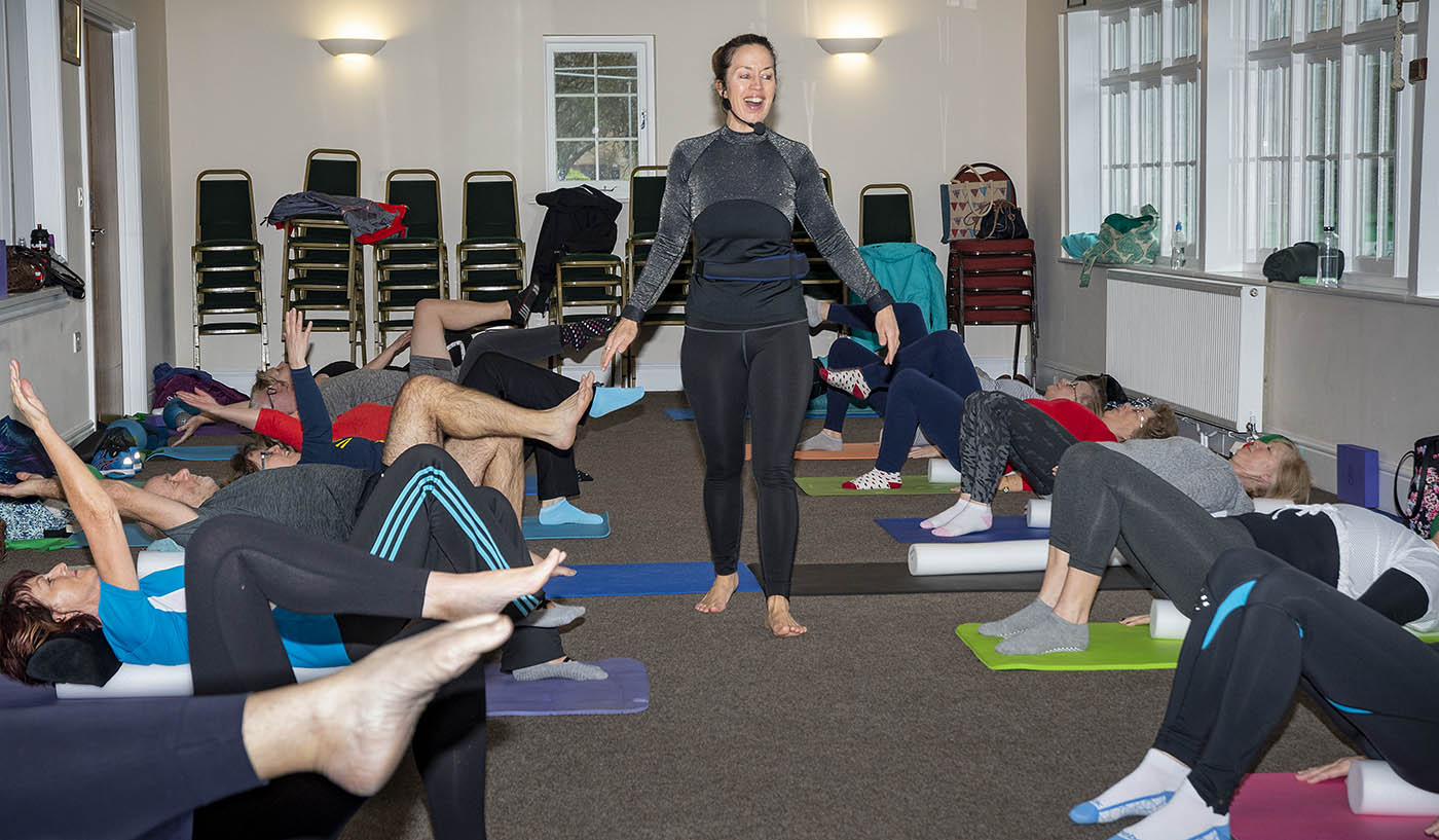 Jane Mackenzie Online Pilates