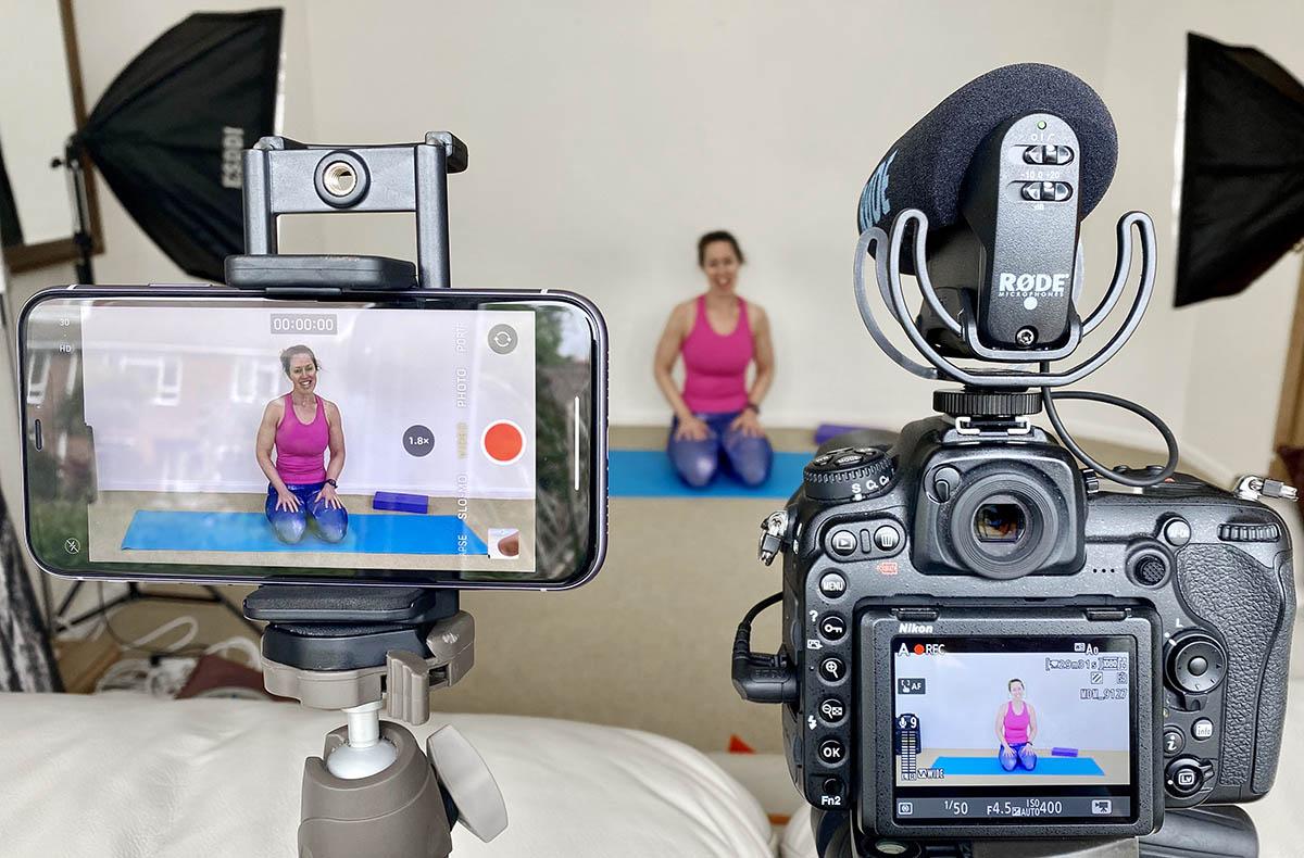 Pilates Exercise Video Database