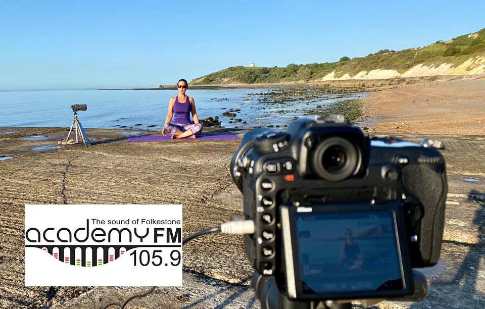 Jane Mackenzie – Academy FM Radio Interview