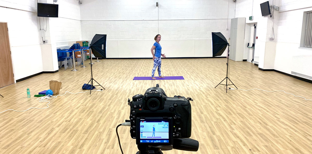 MacMillan Charity Online Pilates 31st October