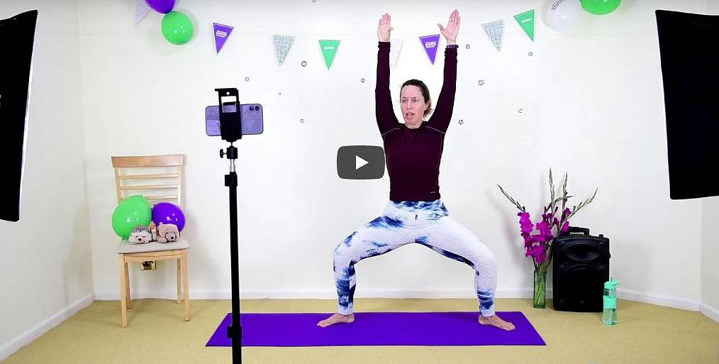 Jane Mackenzie 24/7 Online Pilates Classes - Free Pilates Class