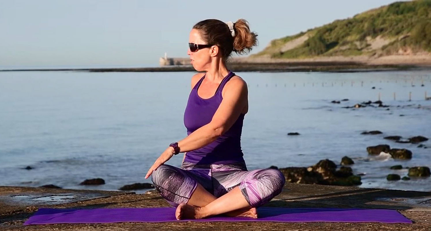 Jane Mackenzie 24/7 Online Pilates Classes - Outdoor Pilates
